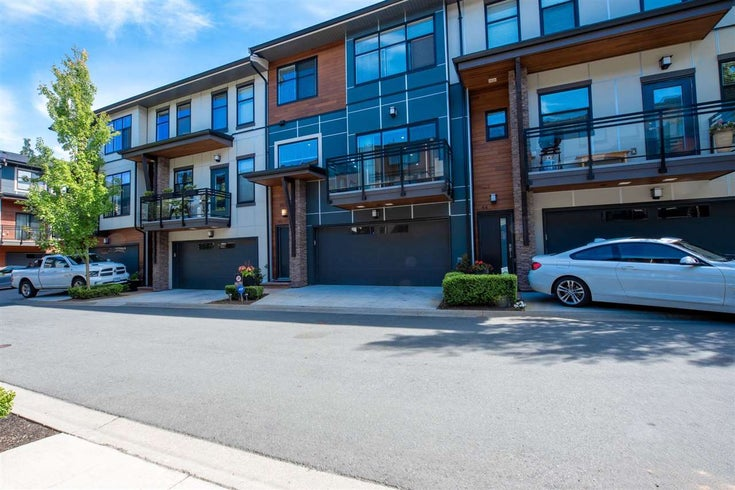 45 2687 158 STREET - Grandview Surrey Townhouse for sale, 4 Bedrooms (R2591889)