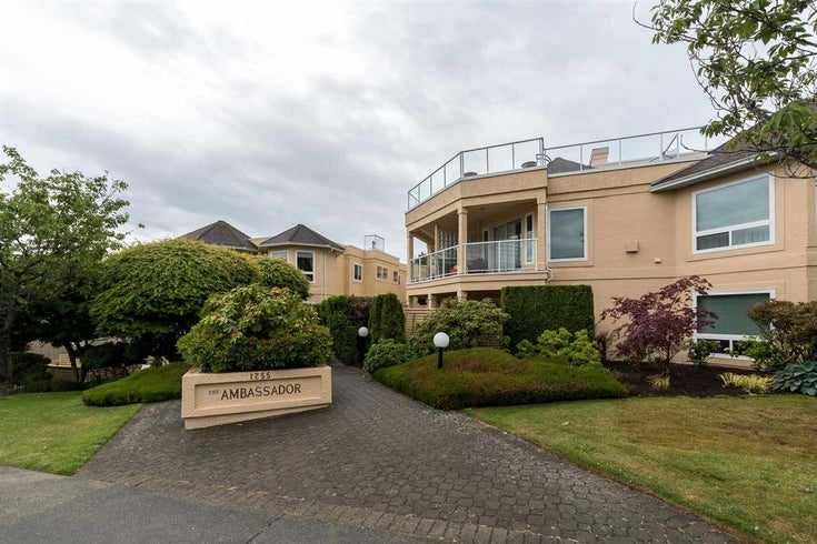 204 1255 BEST STREET - White Rock Apartment/Condo for sale, 2 Bedrooms (R2591902)