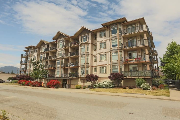 309 46021 SECOND AVENUE - Chilliwack E Young-Yale Apartment/Condo for sale, 3 Bedrooms (R2591938)