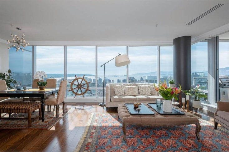 3602 1111 ALBERNI STREET - West End VW Apartment/Condo for sale, 2 Bedrooms (R2591965)
