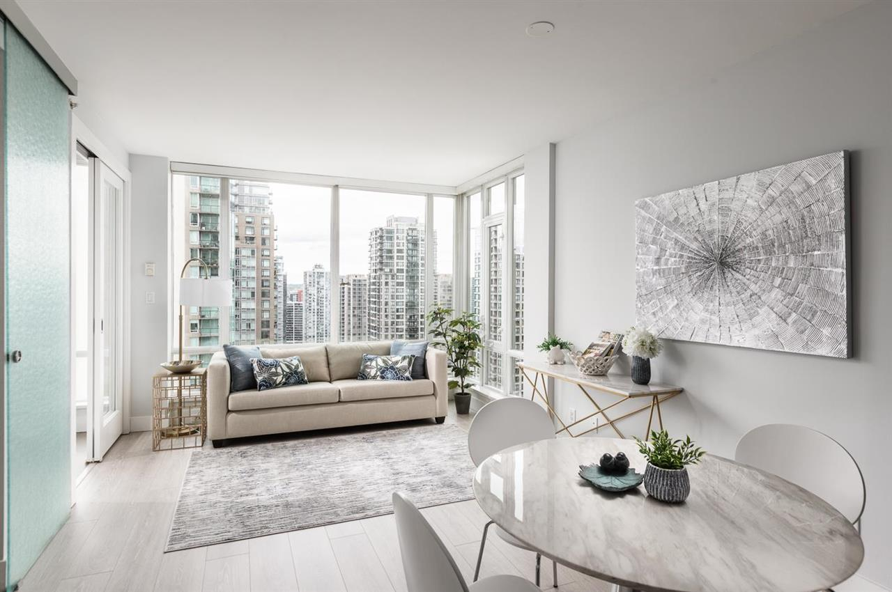2004 535 SMITHE STREET - Downtown VW Apartment/Condo for sale, 1 Bedroom (R2591975) - #1