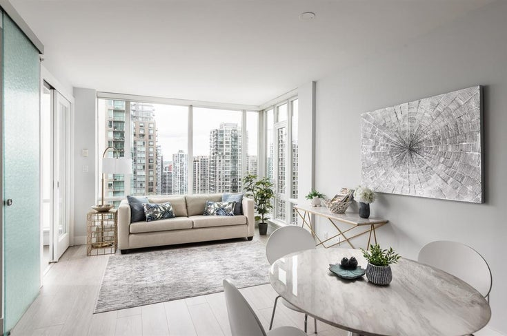 2004 535 SMITHE STREET - Downtown VW Apartment/Condo for sale, 1 Bedroom (R2591975)
