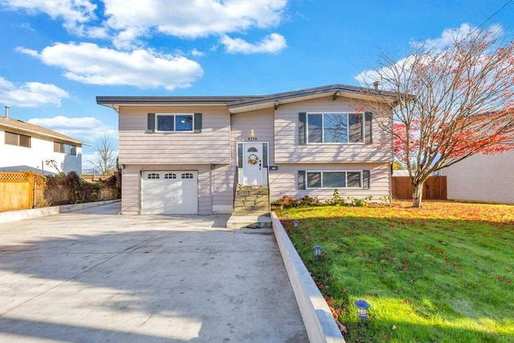 8776 ASHWELL ROAD - Chilliwack W Young-Well House/Single Family for sale, 3 Bedrooms (R2592011)