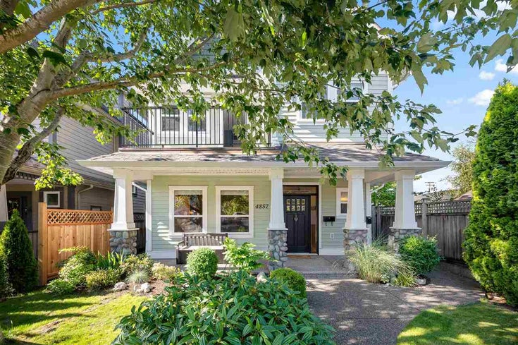 4857 47A AVENUE - Ladner Elementary House/Single Family for sale, 5 Bedrooms (R2592021)