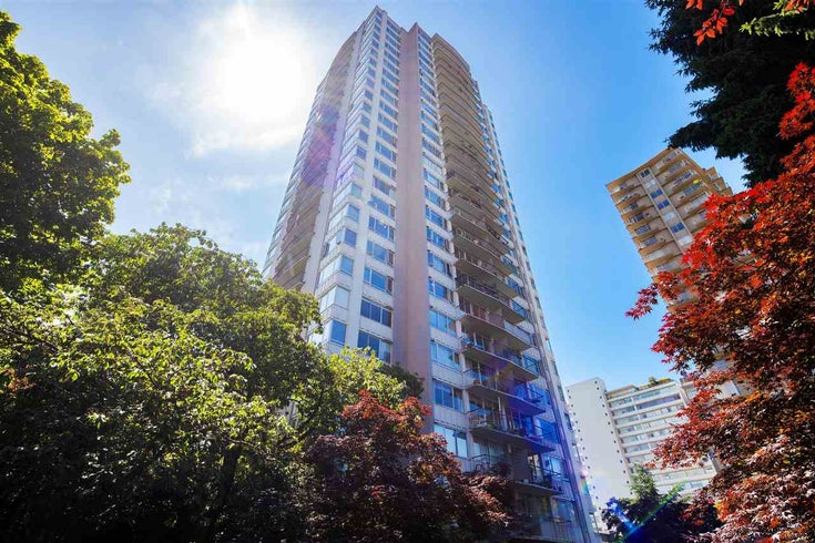 1807 1850 COMOX STREET - West End VW Apartment/Condo for sale, 1 Bedroom (R2592026)