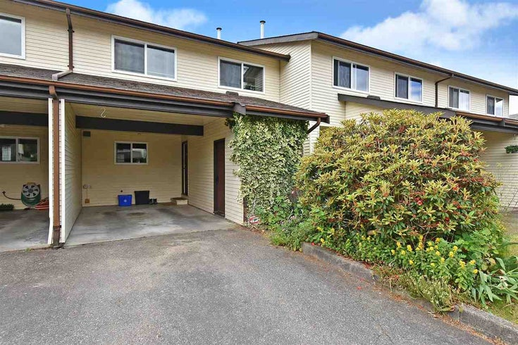 6 33951 MARSHALL ROAD - Central Abbotsford Townhouse for sale, 4 Bedrooms (R2592032)