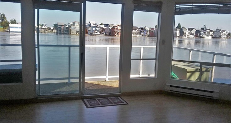 6 3350 WESTHAM ISLAND ROAD - Westham Island House/Single Family for sale, 2 Bedrooms (R2592063)