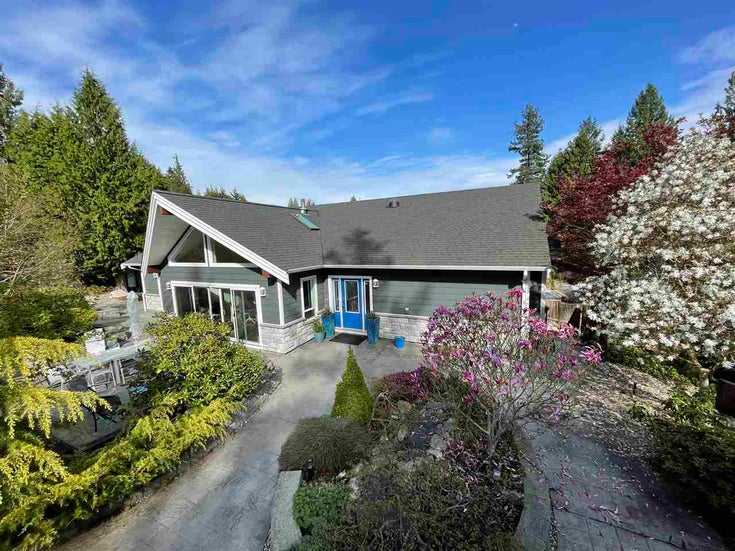 6323 ORACLE ROAD - Sechelt District House/Single Family for sale, 5 Bedrooms (R2592095)