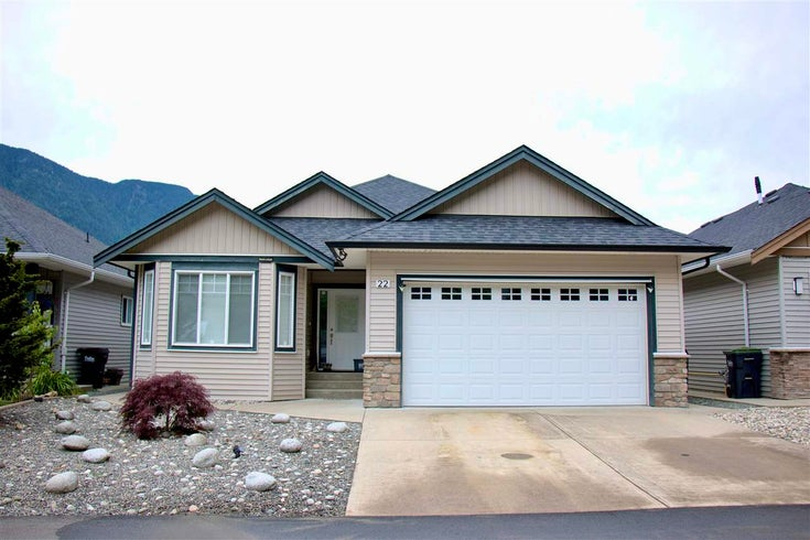 22 20118 BEACON ROAD - Hope Silver Creek House/Single Family for sale, 2 Bedrooms (R2592098)