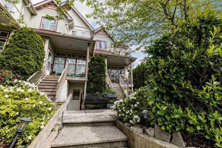 1311 BRUNETTE AVENUE - Maillardville Townhouse for sale, 3 Bedrooms (R2592101)