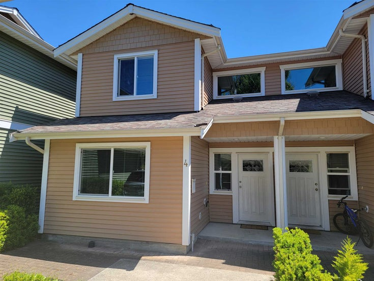 4 624 SHAW ROAD - Gibsons & Area Townhouse for sale, 3 Bedrooms (R2592112)