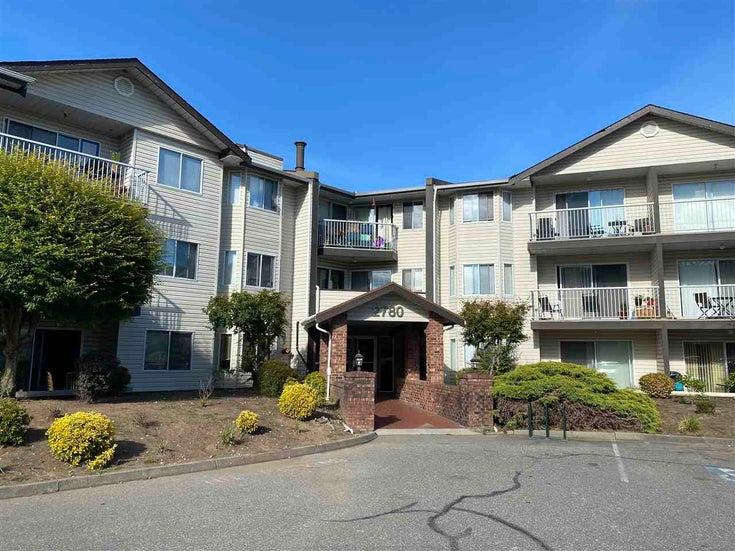 311 2780 WARE STREET - Central Abbotsford Apartment/Condo for sale, 1 Bedroom (R2592115)