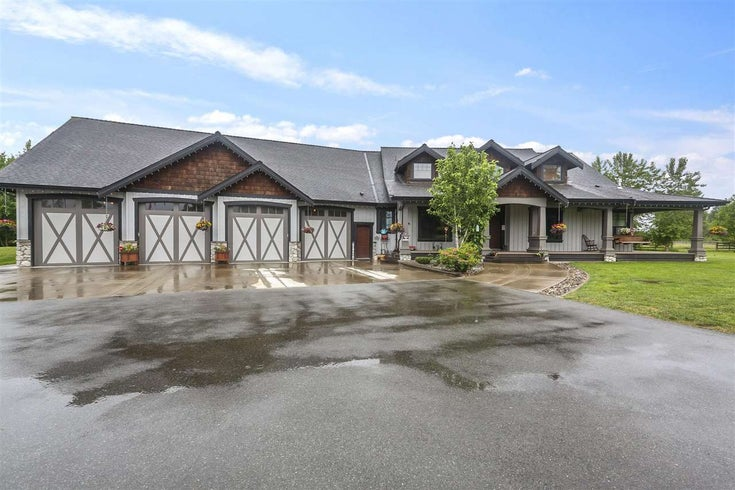 2843 212 STREET - Brookswood Langley House with Acreage for sale, 4 Bedrooms (R2592122)