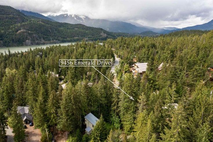 9456 EMERALD DRIVE - Emerald Estates for sale(R2592127)