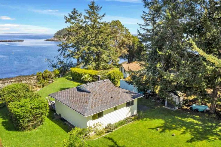 506 ARBUTUS DRIVE - Mayne Island House/Single Family for sale, 2 Bedrooms (R2592128)