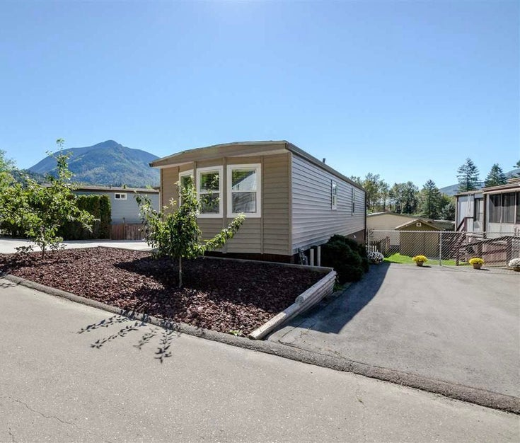 62 46511 CHILLIWACK LAKE ROAD - Chilliwack River Valley Manufactured with Land for sale, 2 Bedrooms (R2592137)