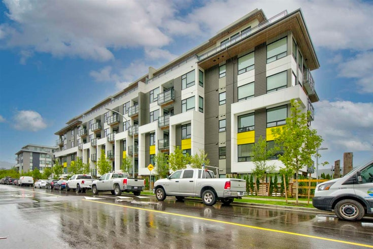 413 3038 ST GEORGE STREET - Port Moody Centre Apartment/Condo for sale, 1 Bedroom (R2592159)