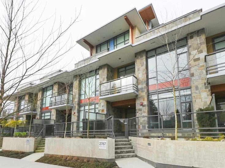 2767 MOUNTAIN HIGHWAY - Lynn Valley Townhouse for sale, 2 Bedrooms (R2592162)