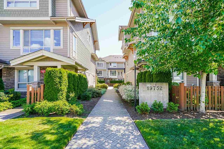 22 19752 55A AVENUE - Langley City Townhouse for sale, 3 Bedrooms (R2592165)