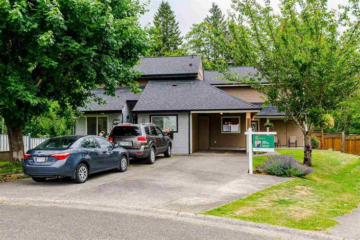 5380 198A STREET - Langley City 1/2 Duplex for sale, 3 Bedrooms (R2592168)