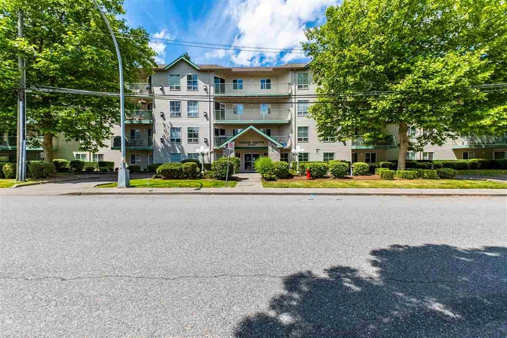 206 2435 CENTER STREET - Abbotsford West Apartment/Condo for sale, 2 Bedrooms (R2592183)