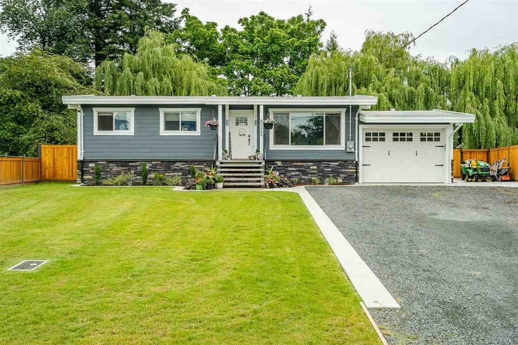 8522 NORMAN CRESCENT - Chilliwack E Young-Yale House/Single Family for sale, 4 Bedrooms (R2592188)