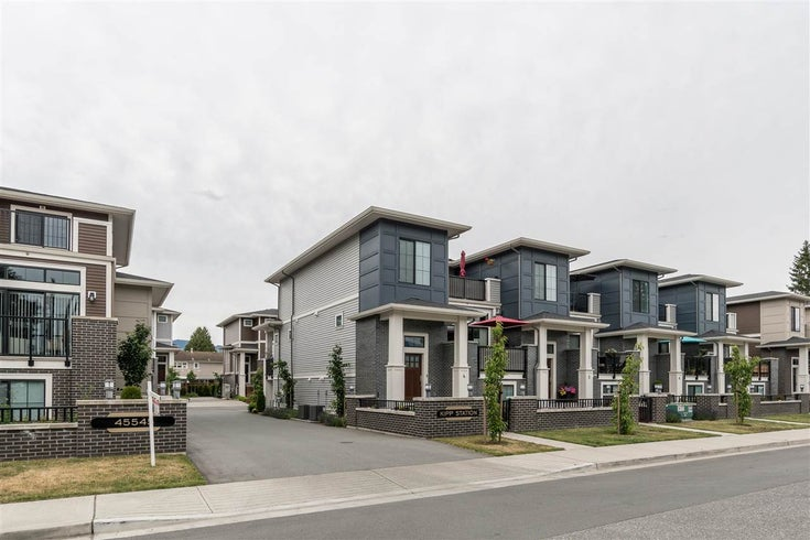 15 45545 KIPP AVENUE - Chilliwack W Young-Well Townhouse for sale, 3 Bedrooms (R2592190)