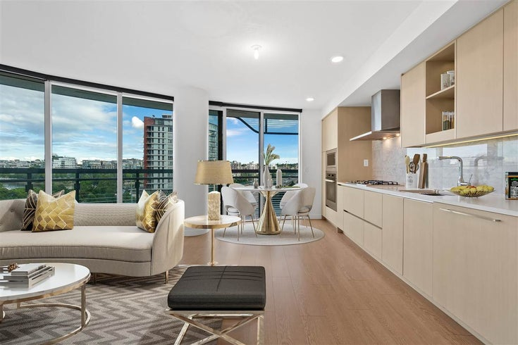 684 87 NELSON STREET - Yaletown Apartment/Condo for sale, 2 Bedrooms (R2592223)