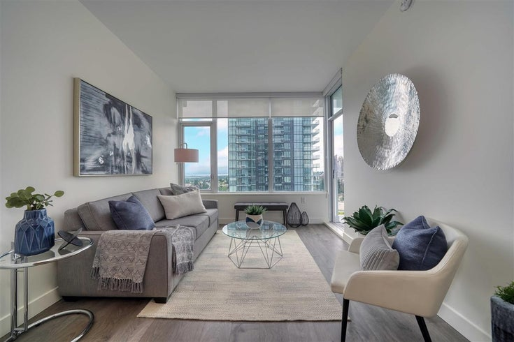 1906 5051 IMPERIAL STREET - Metrotown Apartment/Condo for sale, 1 Bedroom (R2592234)