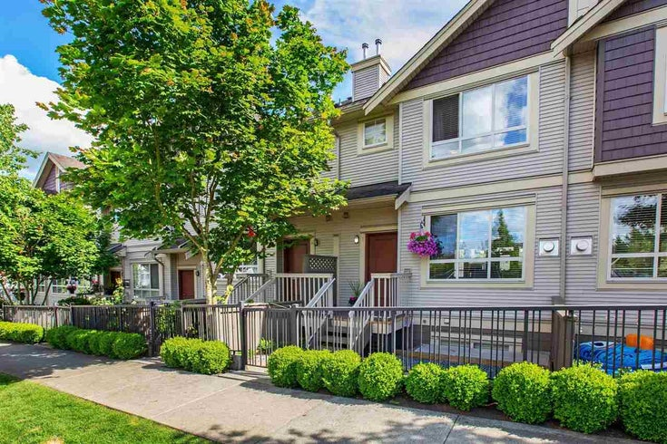 5 19560 68 AVENUE - Clayton Townhouse for sale, 4 Bedrooms (R2592237)