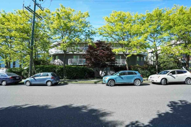 103 2023 FRANKLIN STREET - Hastings Apartment/Condo for sale, 1 Bedroom (R2592253)