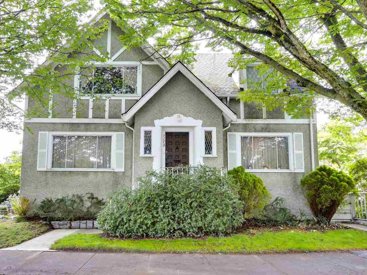 1175 CYPRESS STREET - Kitsilano House/Single Family for sale, 5 Bedrooms (R2592260)