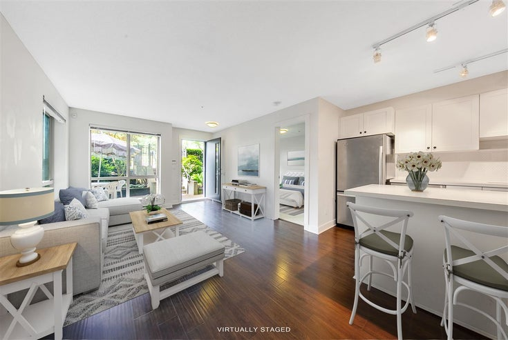 110 500 ROYAL AVENUE - Downtown NW Apartment/Condo for sale, 2 Bedrooms (R2592262)