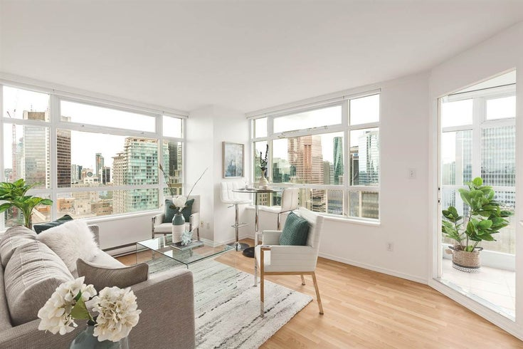 2802 438 SEYMOUR STREET - Downtown VW Apartment/Condo for sale, 1 Bedroom (R2592278)
