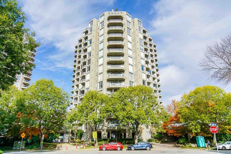 907 1135 QUAYSIDE DRIVE - Quay Apartment/Condo for sale, 2 Bedrooms (R2592311)