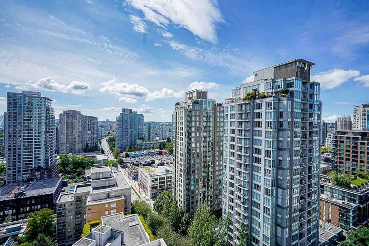 2006 989 RICHARDS STREET - Downtown VW Apartment/Condo for sale, 2 Bedrooms (R2592338)