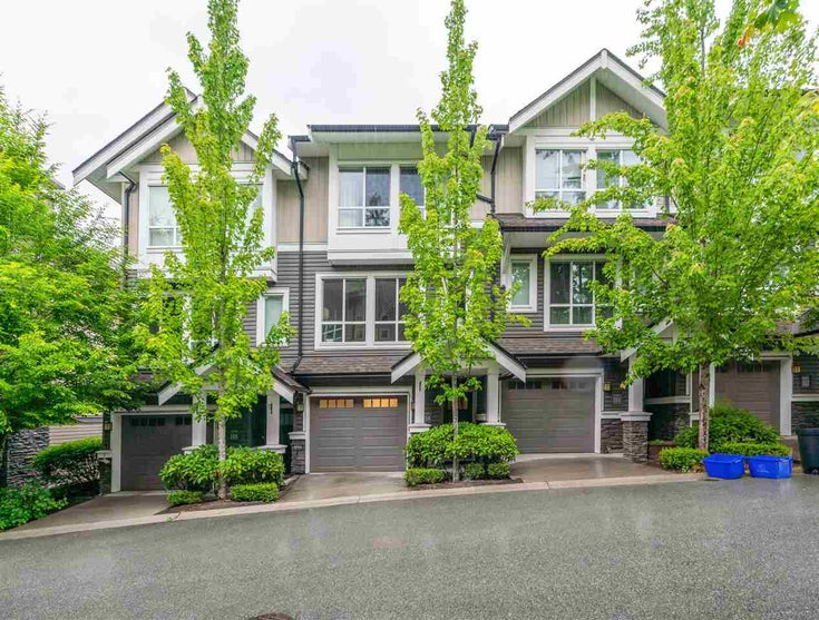 104 1480 SOUTHVIEW STREET - Burke Mountain Townhouse for sale, 3 Bedrooms (R2592362)