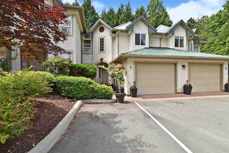 9 33179 GEORGE FERGUSON WAY - Central Abbotsford Townhouse for sale, 3 Bedrooms (R2592369)