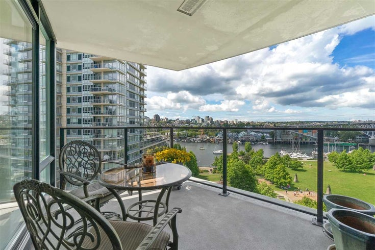 1003 455 BEACH CRESCENT - Yaletown Apartment/Condo for sale, 2 Bedrooms (R2592382)