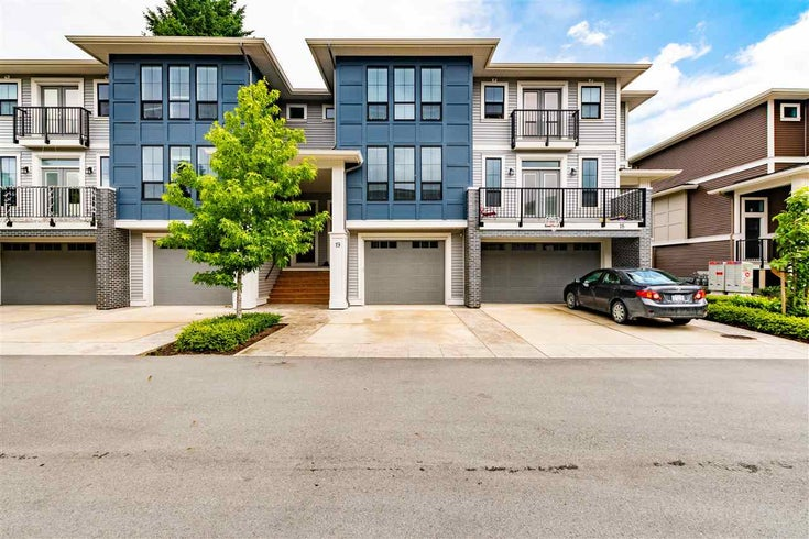 19 45545 KIPP AVENUE - Chilliwack W Young-Well Townhouse for sale, 3 Bedrooms (R2592384)