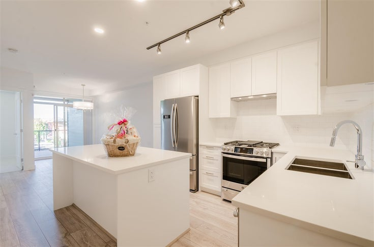 316 20673 78 AVENUE - Willoughby Heights Apartment/Condo for sale, 2 Bedrooms (R2592428)