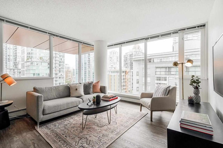 1006 1325 ROLSTON STREET - Downtown VW Apartment/Condo for sale, 2 Bedrooms (R2592452)