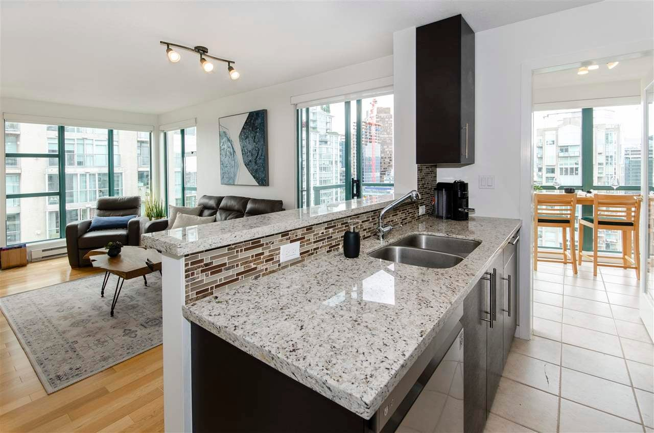 3102 939 HOMER STREET - Yaletown Apartment/Condo for sale, 2 Bedrooms (R2592462) - #1