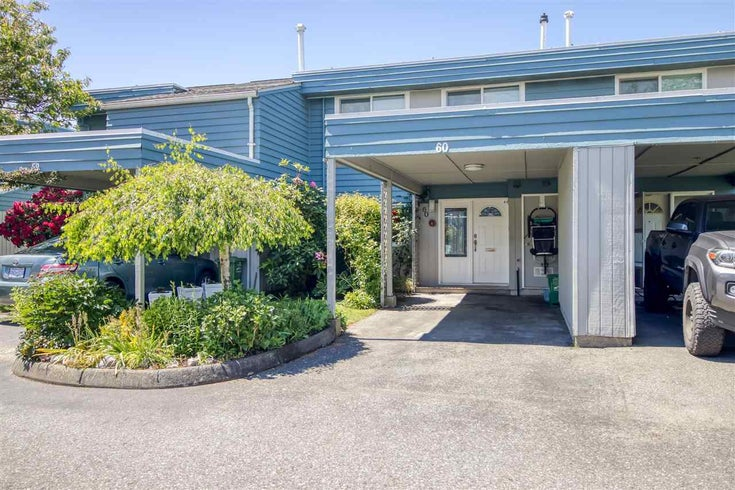 60 3031 WILLIAMS ROAD - Seafair Townhouse for sale, 4 Bedrooms (R2592486)