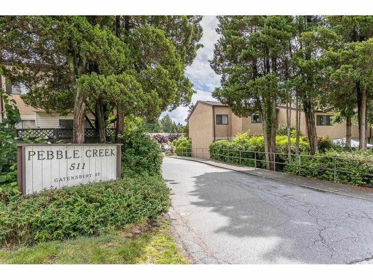 106 511 GATENSBURY STREET - Central Coquitlam Townhouse for sale, 2 Bedrooms (R2592488)