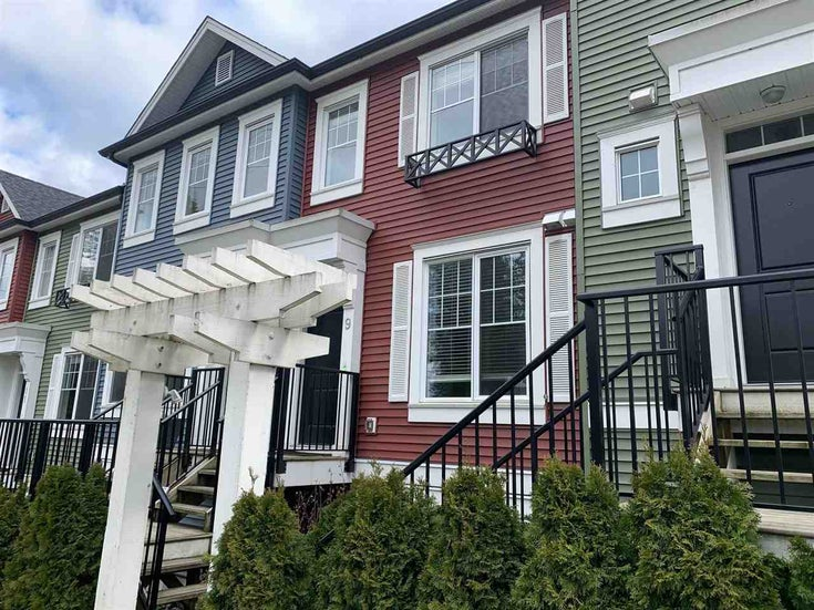 9 2850 MCCALLUM ROAD - Central Abbotsford Townhouse for sale, 4 Bedrooms (R2592493)