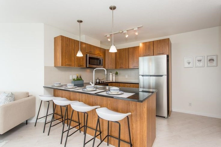 2406 1199 SEYMOUR STREET - Downtown VW Apartment/Condo for sale, 1 Bedroom (R2592524)