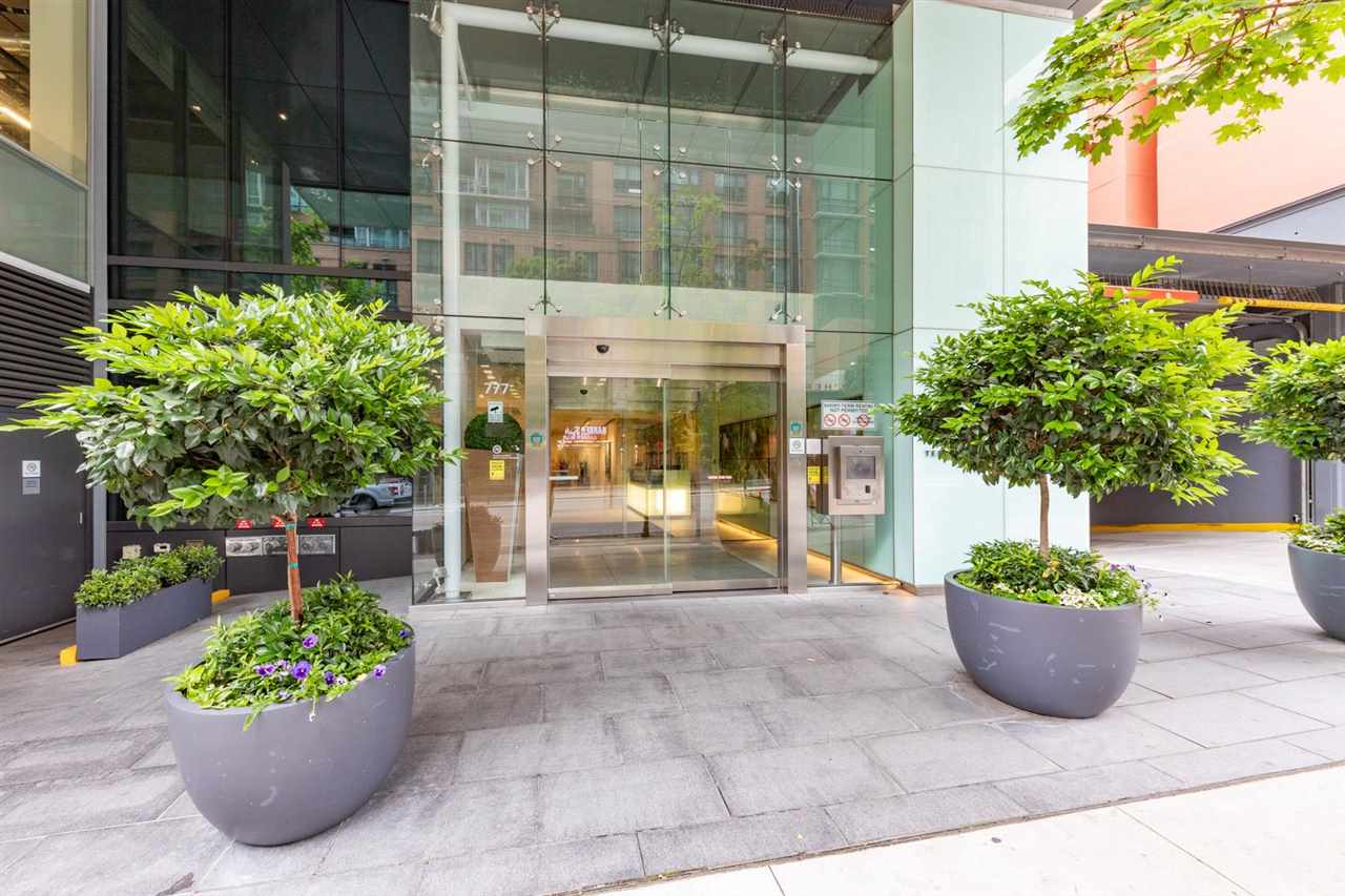 712 777 RICHARDS STREET - Downtown VW Apartment/Condo for sale, 2 Bedrooms (R2592551) - #1