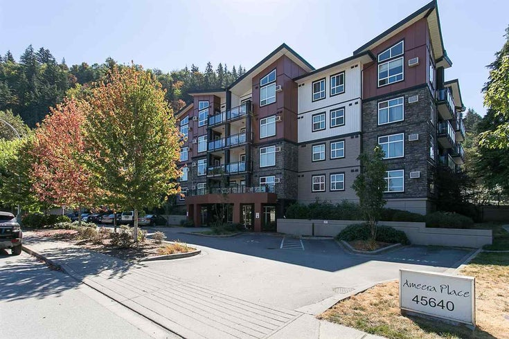 211 45640 ALMA AVENUE - Vedder S Watson-Promontory Apartment/Condo for sale, 2 Bedrooms (R2592554)
