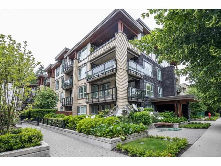 207 3205 MOUNTAIN HIGHWAY - Lynn Valley Apartment/Condo for sale, 2 Bedrooms (R2592570)